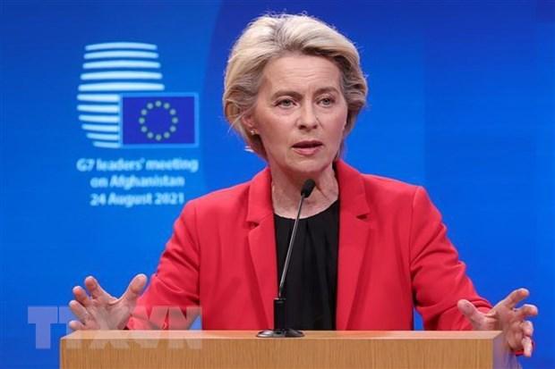 EU len ke hoach thiet lap kho du tru khi dot chien luoc hinh anh 1