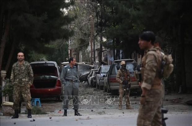 Afghanistan: No lon tai thanh duong Hoi giao o tinh Kunduz hinh anh 1