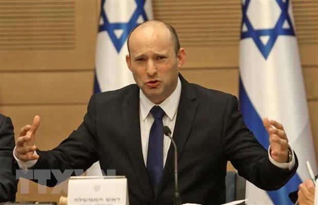 Thu tuong Israel Naftali Bennett tuyen bo se giu Cao nguyen Golan hinh anh 1
