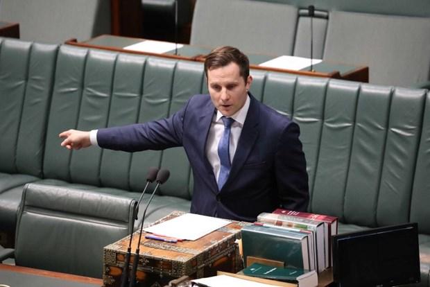 Bộ trưởng Nhập cư Australia Alex Hakwe.Nguồn: ABC