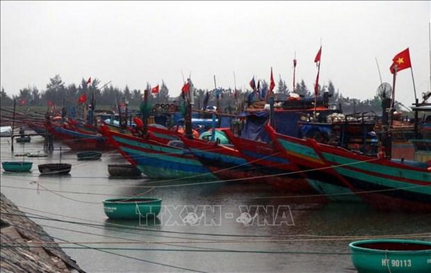 Bao so 8: Kiem tra cong tac ung pho thien tai tai Ha Tinh hinh anh 1