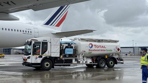 Air France-KLM lan dau dung