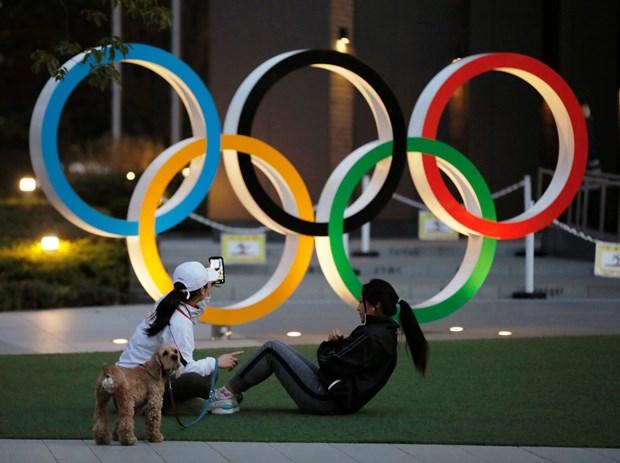 Nhat Ban len lich tiem vaccine cho van dong vien du Olympic Tokyo hinh anh 1