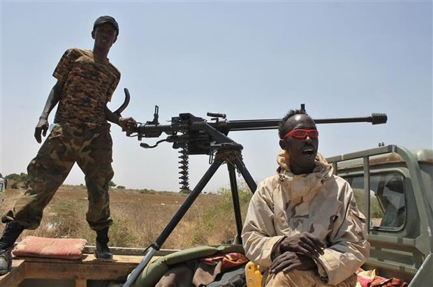 Quan doi quoc gia Somalia tieu diet hang chuc phan tu al-Shabaab hinh anh 1