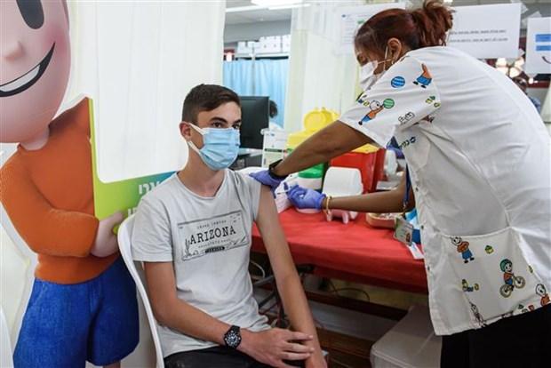Dich COVID-19: WHO canh bao vaccine bi