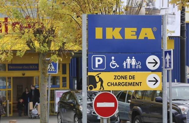 IKEA chi nhanh Phap bi phat 1 trieu euro vi theo doi nhan vien hinh anh 1