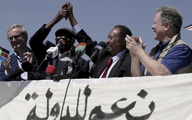 Dam phan giua cac ben Sudan ket thuc nhung chua dat thoa thuan hinh anh 1