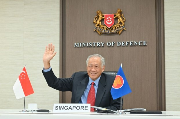 ASEAN thanh lap trung tam an ninh mang moi tai Singapore hinh anh 1