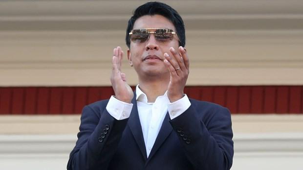 Madagascar chan dung am muu am sat Tong thong Rajoelina hinh anh 1