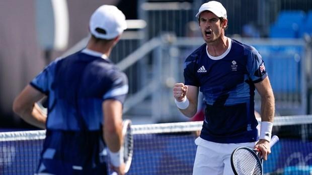 Andy Murray khong the thuc hien giac mo HCV Olympic thu 3 hinh anh 1