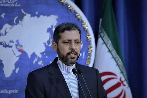 Vu tan cong tau o Bien Arab: Iran kien quyet bao dam an ninh quoc gia hinh anh 1
