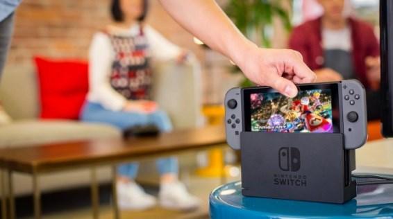 Doanh so san pham Switch cua Nintendo sut giam trong quy 2 hinh anh 1