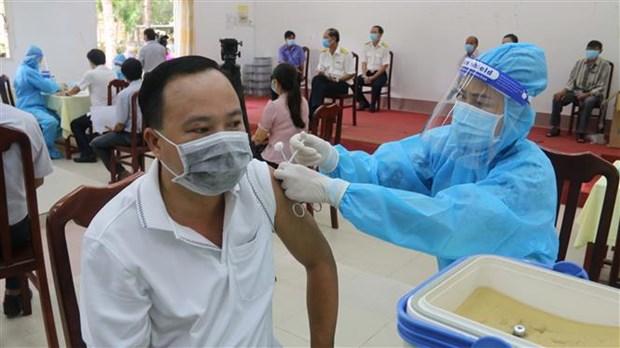 Ngay 5/8, Quy vaccine phong COVID-19 da nhan duoc 8.458 ty dong hinh anh 1