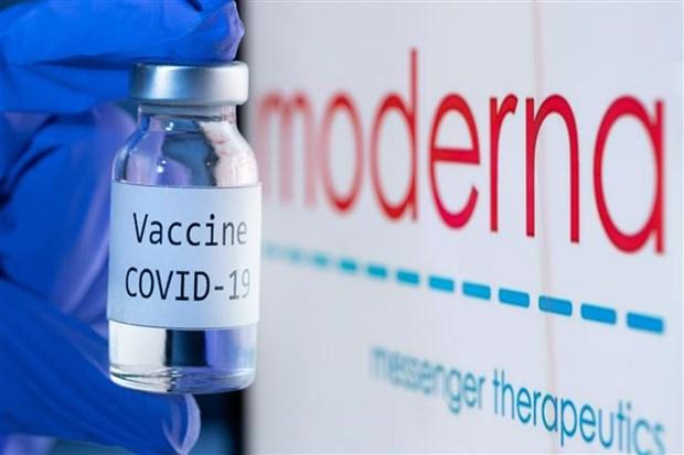 Vaccine ngua COVID-19 mang lai hon 4 ty USD cho Moderna trong quy 2 hinh anh 1