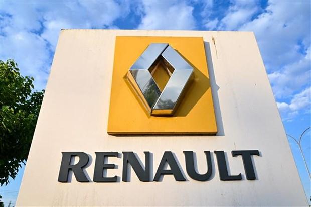 Renault-Geely hop tac phat trien