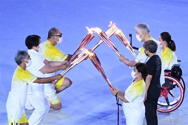 Paralympic Tokyo 2020: An tuong va cam hung tu nhung con so hinh anh 1