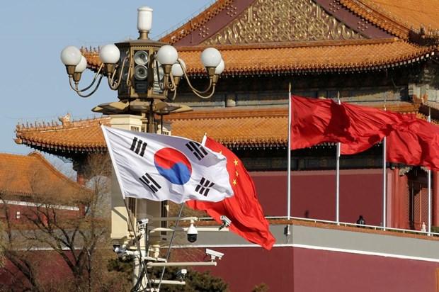 Doi thoai Quoc phong Seoul: Thao luan tinh hinh Ban dao Trieu Tien hinh anh 1