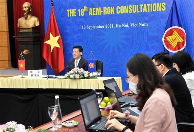 ASEAN cung doi tac no luc thuc day phuc hoi kinh te sau dai dich hinh anh 2