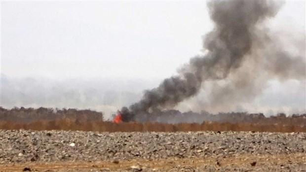 Saudi Arabia ban ha mot may bay khong nguoi lai cua Houthi hinh anh 1