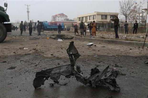 Afghanistan: Nhieu vu no tai Jalalabad, it nhat 21 nguoi thuong vong hinh anh 1