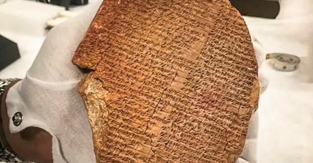 My trao tra Iraq phien dat set 3.500 nam khac su thi Gilgamesh hinh anh 1