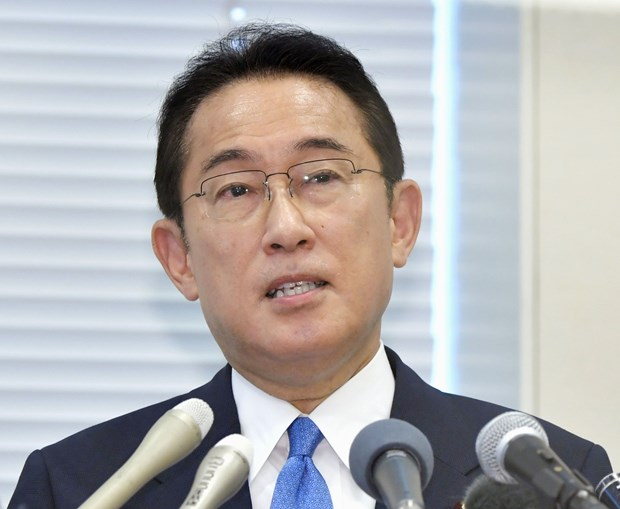 Nhat Ban: Ong Kishida tam chiem uu the trong cuoc dua lanh dao LDP hinh anh 1