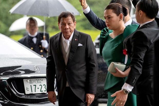Philippines: Con gai ong Duterte co kha nang tranh cu tong thong hinh anh 1