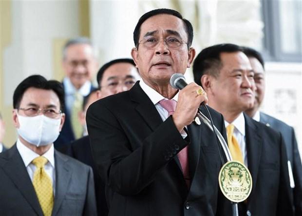 Thai Lan: Dang PPRP de cu ong Prayut Chan-o-cha lam ung vien Thu tuong hinh anh 1