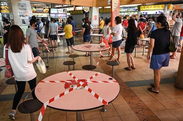 """Thu tuong Singapore: Can 3-6 thang de co """"binh thuong moi"""" hinh anh 2"""