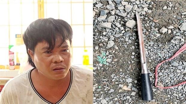 An Giang: Tam giam doi tuong dam 3 nguoi hang xom thuong vong hinh anh 1