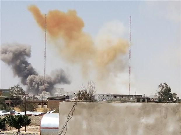 Houthi ton that nang ne trong cac cuoc giao tranh moi o Yemen hinh anh 1