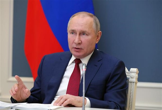 Tong thong Putin: Nga