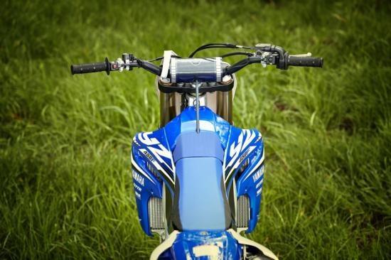 Yamaha gioi thieu mau xe moi co the dieu chinh bang dien thoai hinh anh 6