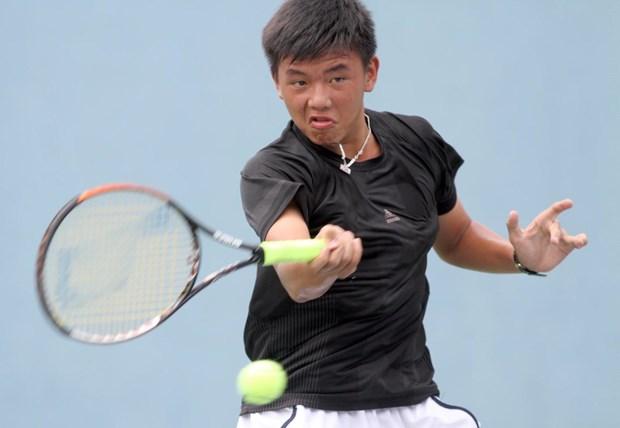 Tap trung doi tuyen quan vot nam cho vong loai Davis Cup hinh anh 1