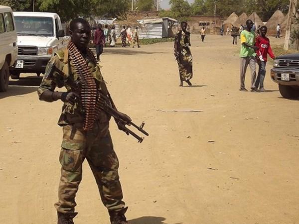Nam Sudan: Xung dot bung phat tai bang san xuat dau mo hinh anh 1