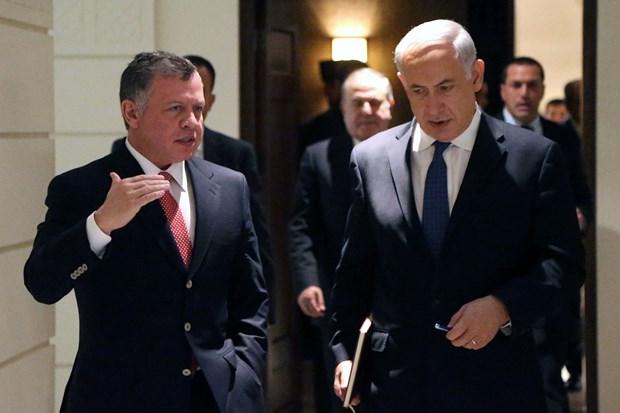 Jordan hoi thuc Israel, Palestine nam bat co hoi hoa binh hinh anh 1