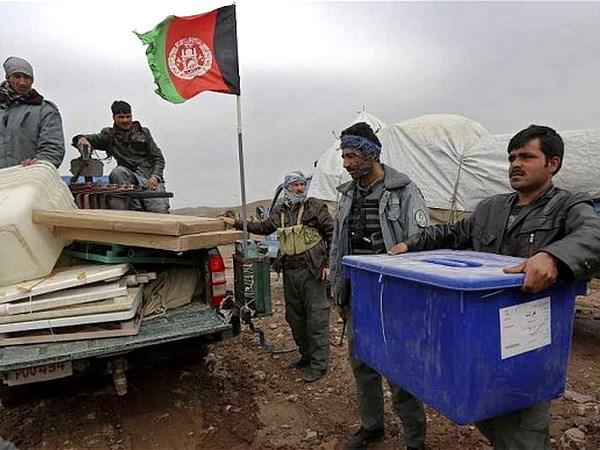 LHQ neu ke hoach kiem tra bo sung diem bo phieu o Afghanistan hinh anh 1