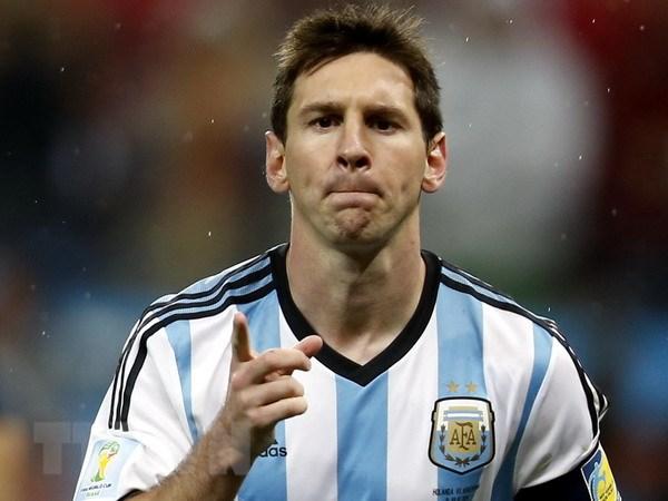 Messi vuot troi trong gioi tuc cau vi