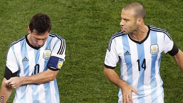 Mascherano: That bat cong khi trut chi trich vao Leo Messi hinh anh 1