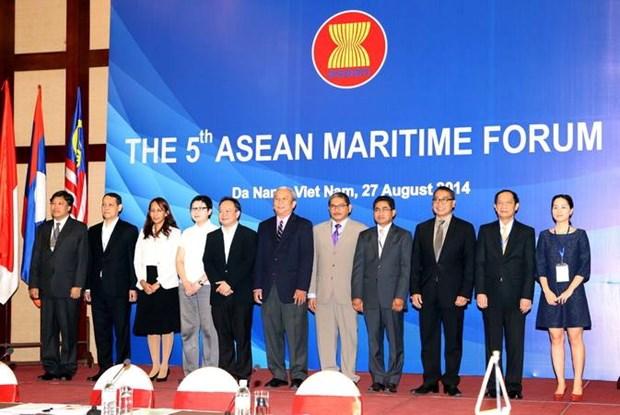 Khai mac Dien dan bien cac nuoc ASEAN lan thu 5 tai Da Nang hinh anh 1