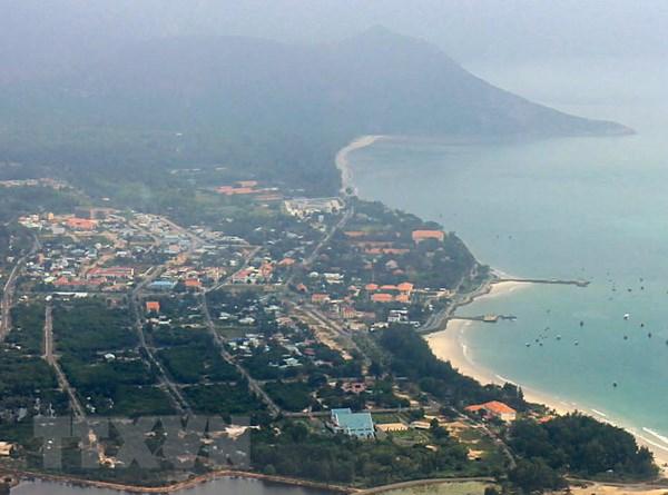 Vuon Quoc gia Con Dao chuan bi don chung nhan khu Ramsar hinh anh 1