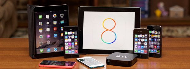 Apple phat hanh iOS 8.1 voi Apple Pay va thu vien iCloud hinh anh 1