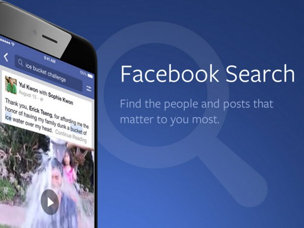 Da co the de dang tim lai bai viet, hinh anh cu tren Facebook hinh anh 1