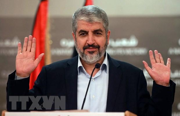 Thu linh chinh tri Hamas co the chuyen van phong toi Iran hinh anh 1