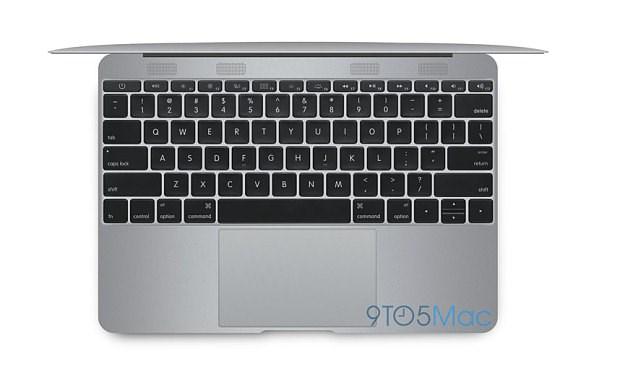 Ro tin don Apple sap ra MacBook Air sieu mong, man 12 inch hinh anh 2
