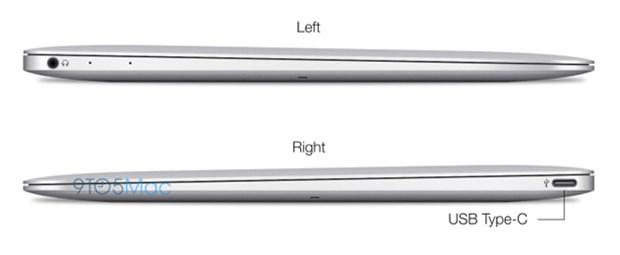 Ro tin don Apple sap ra MacBook Air sieu mong, man 12 inch hinh anh 1
