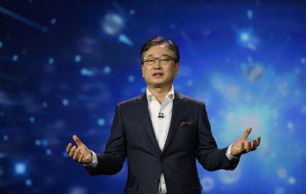 Dong CEO Samsung: Chung toi khong de y toi cac doi thu hinh anh 1