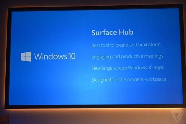 Microsoft ra man hinh 4K
