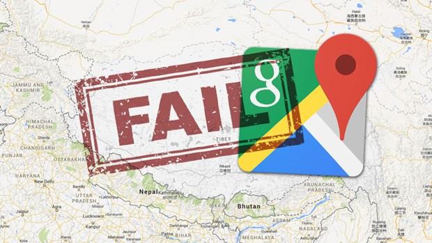 Google gap rac roi khi gan Nha Trang voi phan biet chung toc hinh anh 1