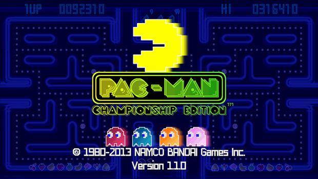 Pac-Man sang